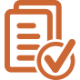 Icon - Clipboard, checkmark